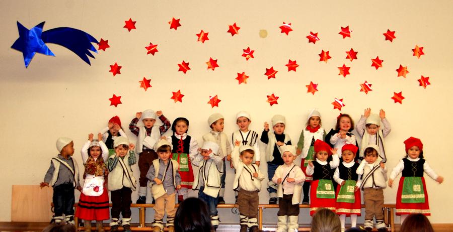 Colegio Loyola - PP. Escolapios - Navidad