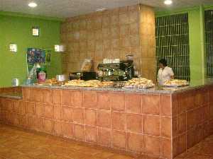 Colegio loyola pp escolapios for Cafeteria escolar proyecto